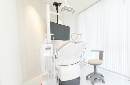 個室診療室/個室ルーム